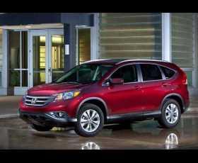 Honda CR-V 2012 - Matthew Broderick Testimonial