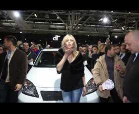 DR Motor, le novità del Motor Show 2010