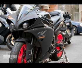 Yamaha R1 Carbon Look | Effetto carbonio