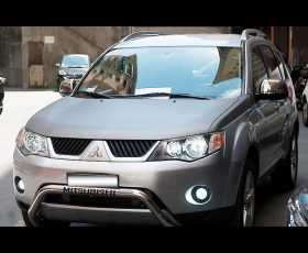 Mitsubishi Outlander Carbon Grey